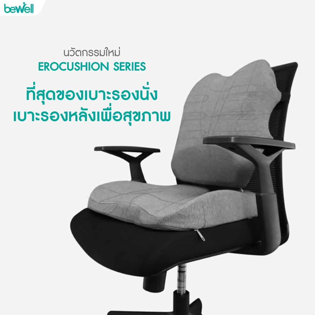 Ergocushion Series Bewell